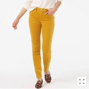 J.Crew - Toothpick Ankle Jeans - Yellow - Size 28